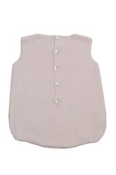 cesar blanco Light Pink Onesie - Alternate List Image