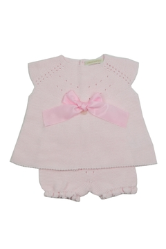 cesar blanco Light Pink Outfit - Product List Image