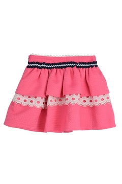 cesar blanco Pink Skirt Outfit - Alternate List Image