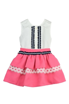 cesar blanco Pink Skirt Outfit - Product List Image