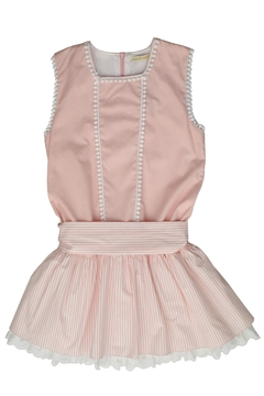 cesar blanco Pink White Dress - Product List Image