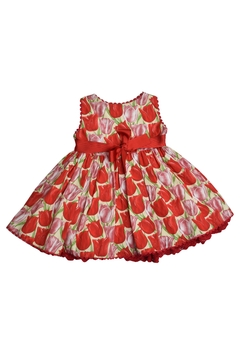 cesar blanco Red Tulip Dress - Product List Image