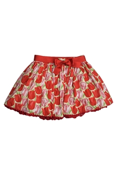 cesar blanco Red Tulip Skirt - Alternate List Image