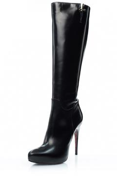 Cesare Paciotti Tall Black Boot - Product List Image