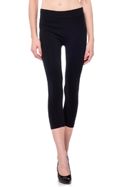 Cest Moi Bamboo Quarter Length Legging - Product Mini Image