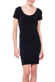 Cest Moi Bamboo Capsleeve Dress - Product Mini Image