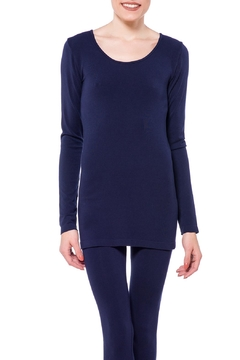 Cest Moi Bamboo Longsleeve Top - Alternate List Image
