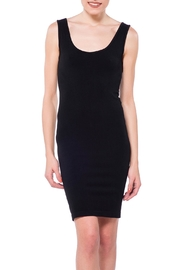 Cest Moi Bamboo Tank Dress - Front cropped