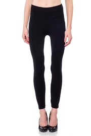 Cest Moi Black Bamboo Legging - Product Mini Image
