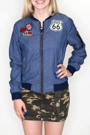 Cest Toi Route 66 Jacket - Product Mini Image
