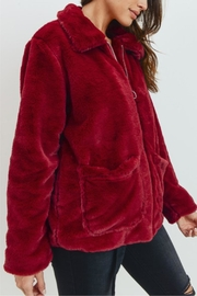 Cest Toi Unfurgettable Jacket - Front full body