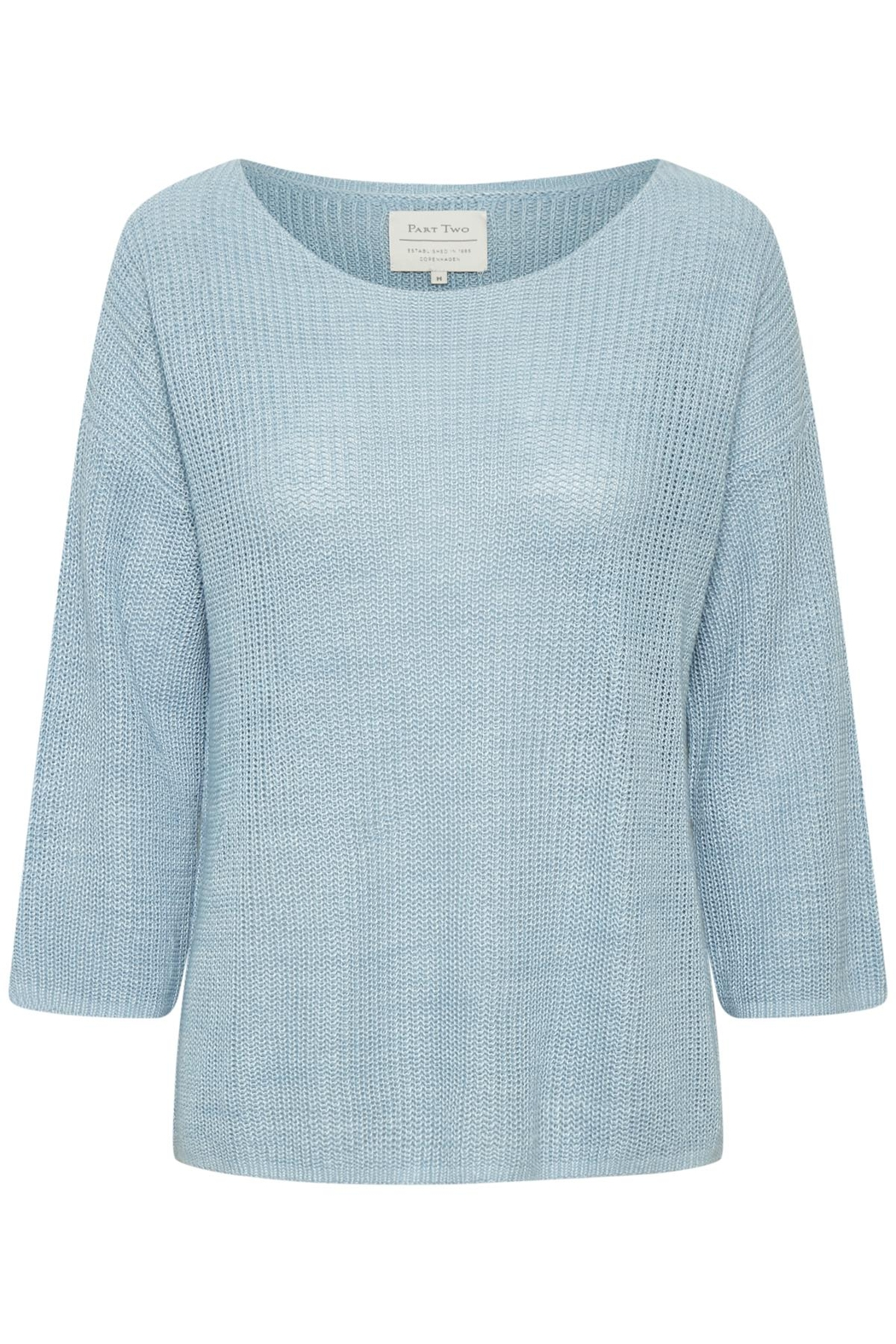 Part Two Cetrona Linen Pullover - Main Image