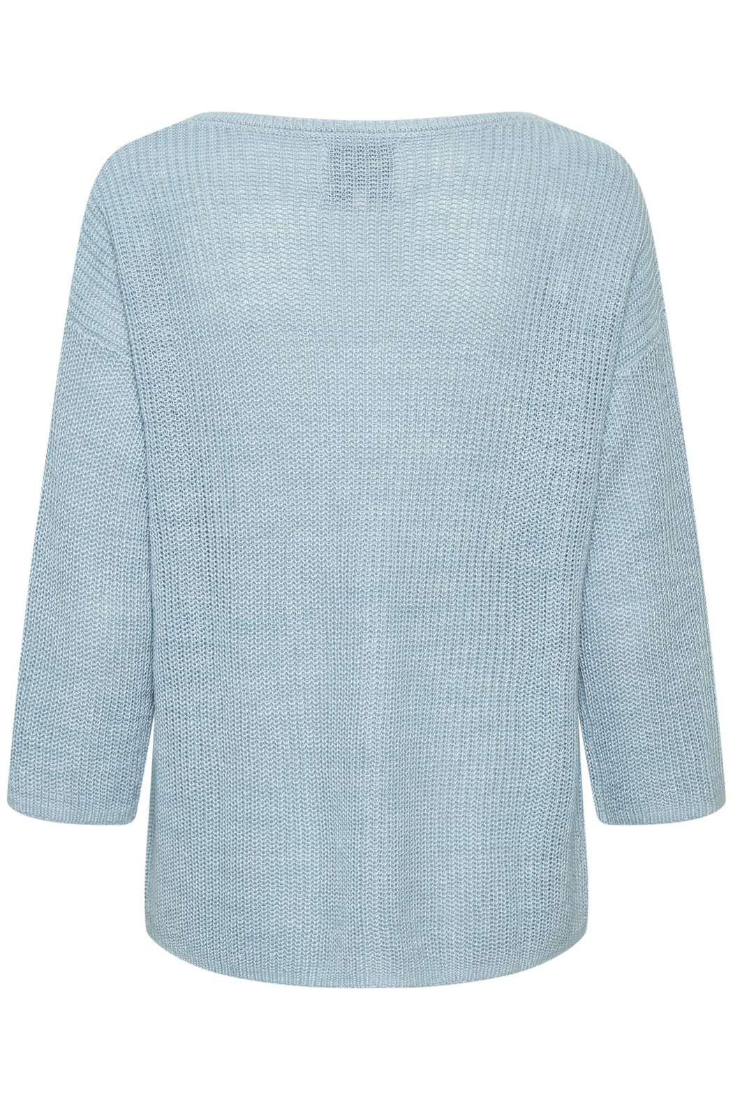 Part Two Cetrona Linen Pullover - Front Full Image