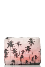 Aloha Collection Ceylon sliders zipper bag - Front cropped