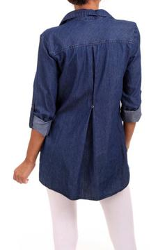 Shoptiques Product: Denim Top