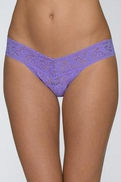 Shoptiques Product: Lowrise Lace Thong