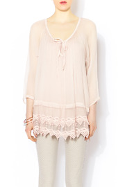 SCANDAL Jasmine Blouse - Product Mini Image