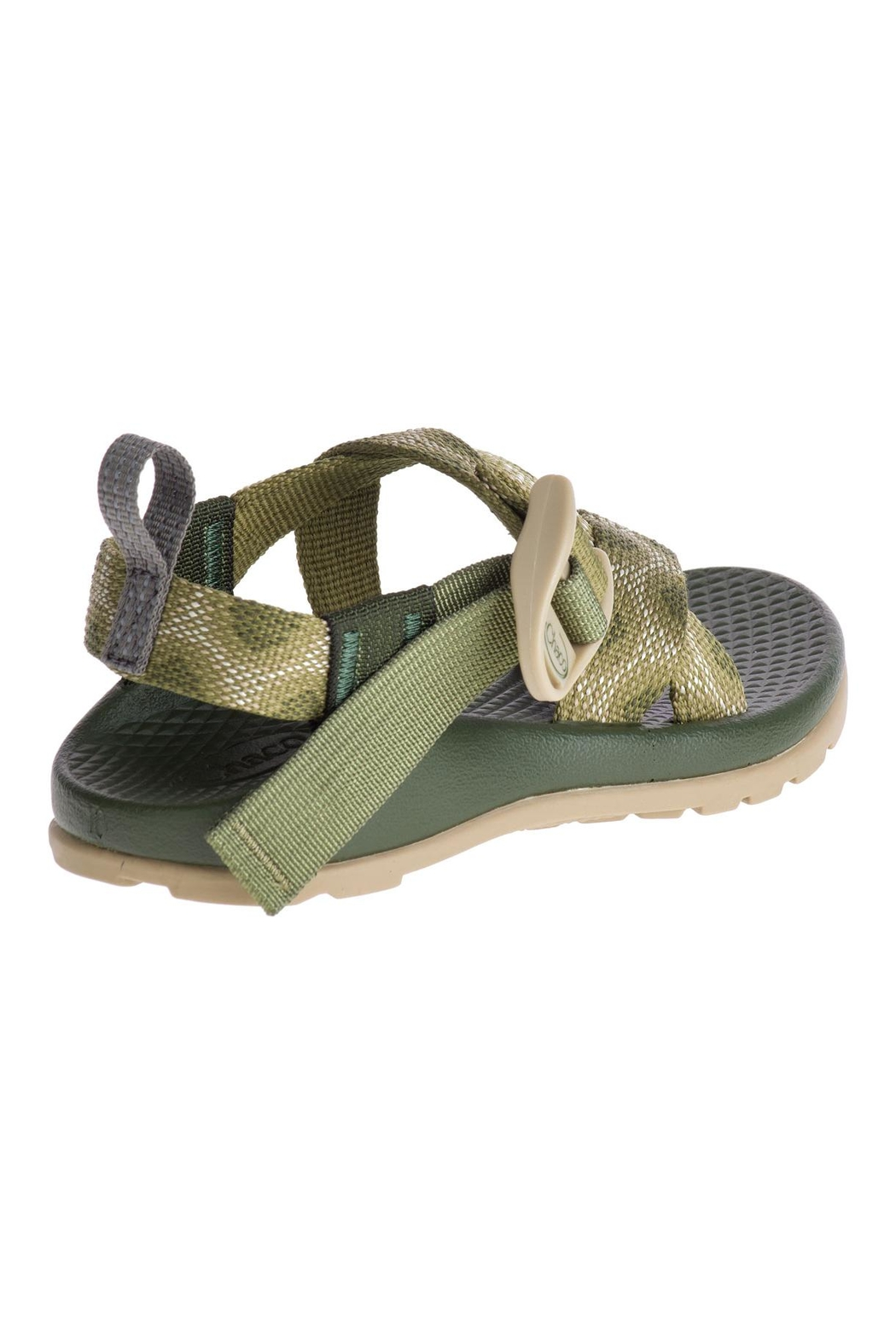 Chaco Kid's Z/1 Sandal - Back Cropped Image