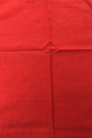 Park Design Chadwick Red Napkins - Front full body