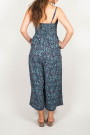 Chai Spring Romper Jumpsuit - Side cropped