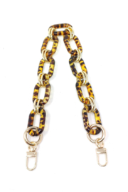 German Fuentes  Chain Bag Strap-Small - Front cropped