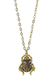 Baggis Accesorios Chain Beattle Pendant - Product Mini Image