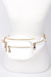 H & D Chain Fanny Pack - Product Mini Image