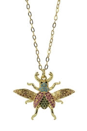 Baggis Accesorios Chain Insect Pendant - Product Mini Image