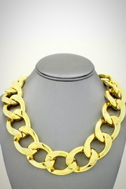 Embellish Chain Link Necklace - Product Mini Image