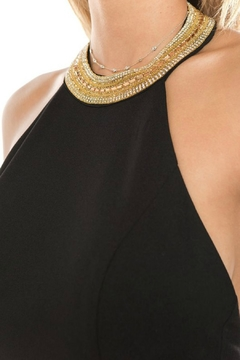 Ricarica Chain Neck Gown - Alternate List Image