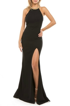 Ricarica Chain Neck Gown - Product List Image