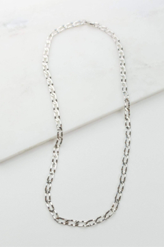 Lovers Tempo Chain Reaction Necklace - Alternate List Image