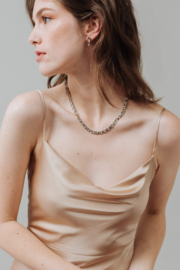 Lovers Tempo Chain Reaction Necklace - Product Mini Image