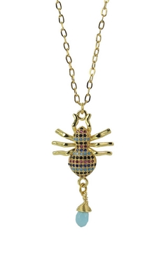 Baggis Accesorios Chain Spaider Pendant - Product List Image
