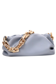 accity Chain Strap Pouch Bag - Front cropped
