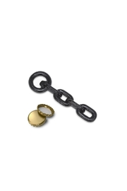 Abbott Collection Chainlink Bottle Opener - Product Mini Image