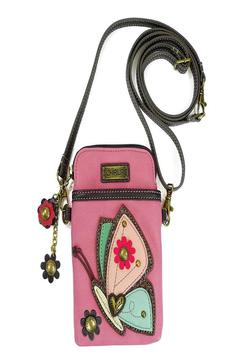 Shoptiques Product: Butterfly Cell Crossbody