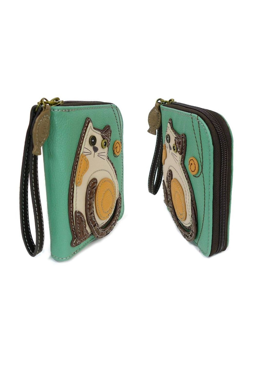 Chala Group Cat Wallet - Side Cropped Image