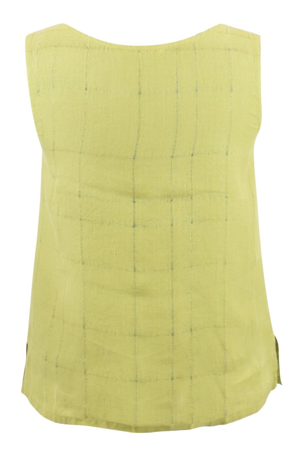 Chalet Classic Linen Shell - Front Full Image