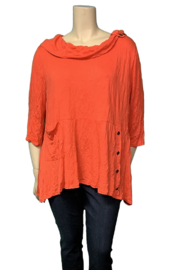 Chalet  Raine Tunic - Back cropped