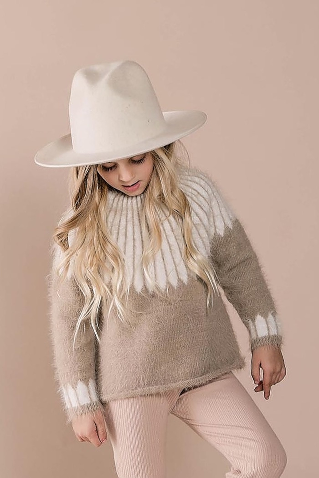 Rylee & Cru Chalet Sweater - Side Cropped Image