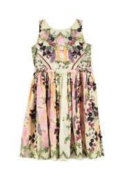 Molo Chalice Garden Dress - Front cropped