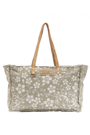 Myra Bags Chalky Weekender Bag - Product Mini Image