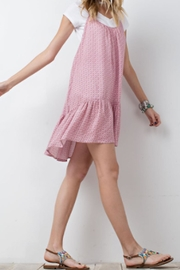 easel Challie Pink Dress - Product Mini Image