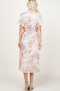 Young At Heart Challis Wren Dress - Product List Image