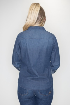 C'Est Toi Chambray Button Down - Alternate List Image