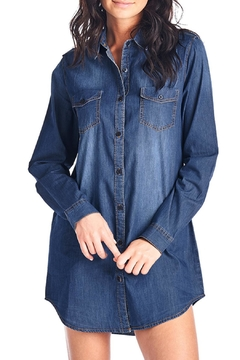 Blue Chambray Long Sleeve - Product List Image