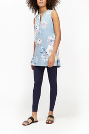 Joules Chambray Pocket Tunic - Product Mini Image