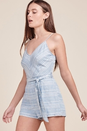 BB Dakota Chambray Romper - Product Mini Image