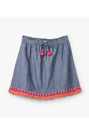 Hatley Chambray Skirt - Front cropped